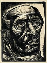 CHARLES WHITE (1918 - 1979) John Henry (Worker).