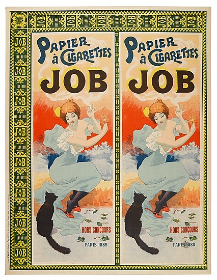 POSTER: GEORGES MEUNIER (1869-1942). JOB / PA