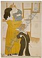POSTER: CLEMENTINE-HELENE DUFAU (1869-1937)., Hélène Dufau, Click for value