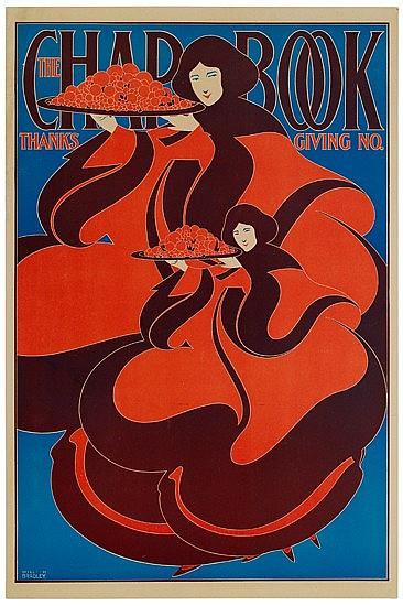 POSTER: WILLIAM H. BRADLEY (1868-1932). THE C