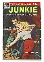 BURROUGHS, WILLIAM. Junkie.