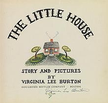 (CHILDREN'S LITERATURE.) BURTON, VIRGINIA LEE. The Little House.