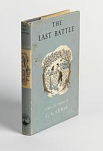 (CHILDREN'S LITERATURE.) LEWIS, C.S. The Last Battle.