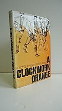 BURGESS, ANTHONY. A Clockwork Orange.