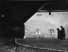 ANDRÉ KERTÉSZ (1894-1985) Boksai Ter, Budapest.