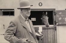 HENRI CARTIER-BRESSON (1908-2004) Hippodrome, Thurles, Ireland.