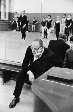 HENRI CARTIER-BRESSON (1908-2004) Lincoln Kirstein (Co-Founder of the New York City Ballet).