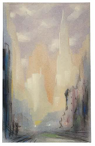 LEON DOLICE Chrysler Building New York.