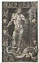 GIORGIO GHISI Hercules Victorious over the Hydra., Giorgio Ghisi, Click for value