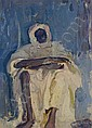 HENRY OSSAWA TANNER (1859 - 1937) Seated Arab., Henry Ossawa Tanner, Click for value