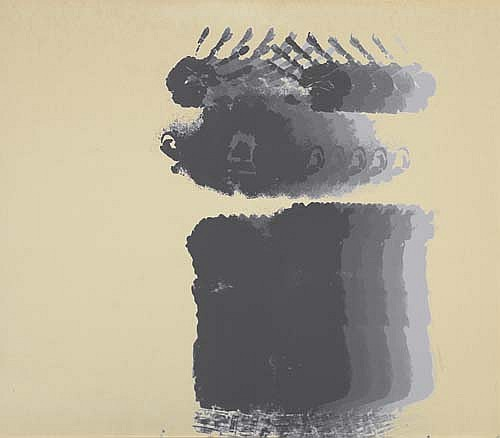 DAVID HAMMONS (1943 - ) Moving to the Other Side.