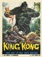 RENATO CASARO (1935- ). KING KONG. 1966. 55x39 inches, 139x100 cm. Rotolitografica, Rome.