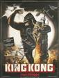 DESIGNER UNKNOWN. KING KONG / S'EST ÉCHAPPÉ / LA REVANCHE DE KING - KONG. Circa 1967. 64x45 inches, 164x115 cm.
