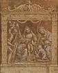 BERNARDINO LANINO (Mortara 1512-1583 Vercelli) The Virgin and Child with St. John the Baptist and St. Elizabeth.