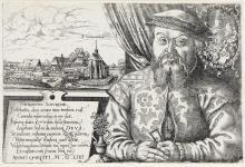 HANS LAUTENSACK Hieronymus Schurstab, Burgermeister of Nuremberg.