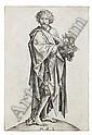 MARTIN SCHONGAUER Saint John the Baptist., Martin Schongauer, Click for value