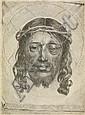 CLAUDE MELLAN Le Sainte Face (Veronica's Veil)., Claude Mellan, Click for value