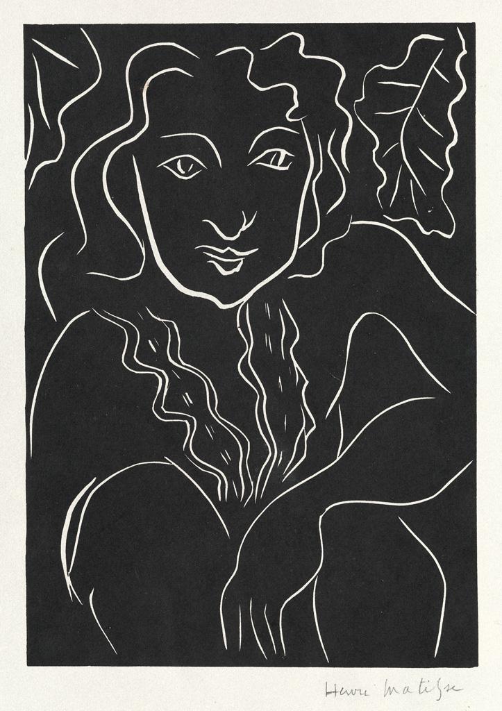 Henri matisse tahiti for Matisse fenetre a tahiti