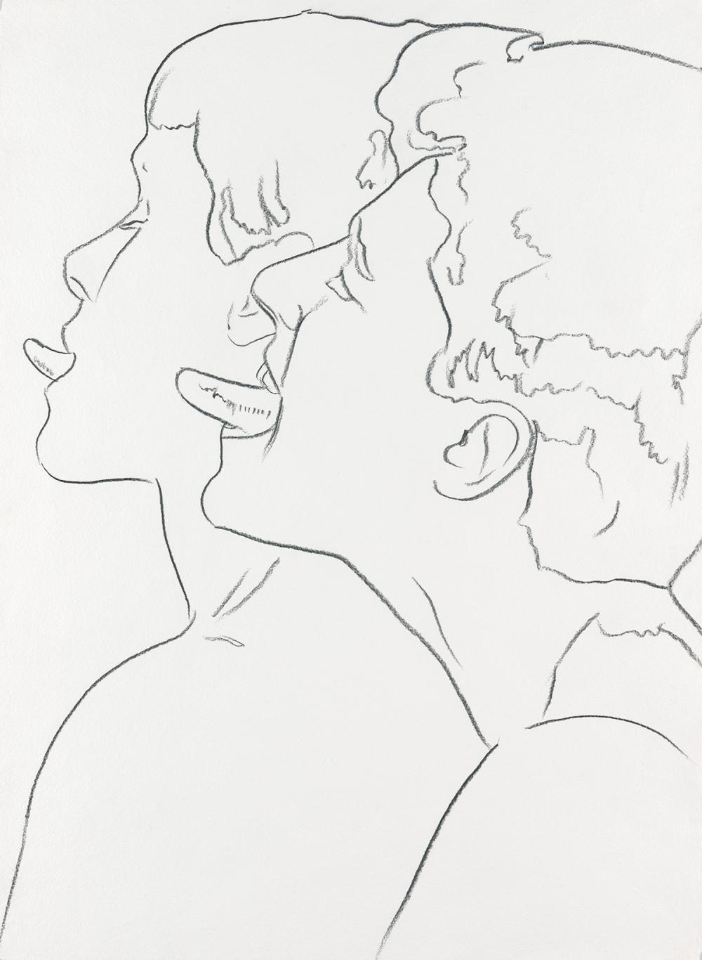 ANDY WARHOL (1928-1987)  Querelle.