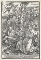 ALBRECHT DÜRER St. Francis Receiving the Stigmata.