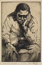 DOX THRASH (1892 - 1965) Intermission.