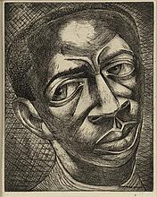 CHARLES WHITE (1918 - 1979) Jerry.