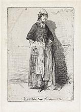 JAMES A. M. WHISTLER La Mère Gérard.