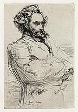 JAMES A. M. WHISTLER Drouet.
