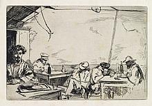 JAMES A. M. WHISTLER Soupe à Trois Sous.