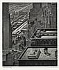 ARMIN LANDECK Manhattan Vista, Armin Landeck, Click for value