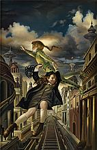 DAVID BOWERS. A Tale of Time City.