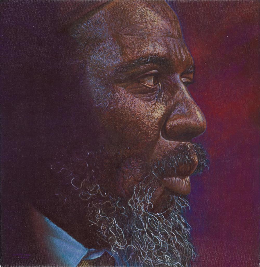 RICHARD WYATT, JR. (1955 - ) Thelonious Monk.