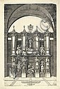 ANTONIO SALAMANCA (publisher) Tomb of Pope Julius II, San Pietro in Vincoli, Rome, Antonio (1500) Salamanca, Click for value
