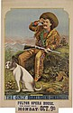VARIOUS ARTISTS. FRANK I. FRAYNE. Two posters. Circa 1882. Sizes vary. The Graphic Co. Lith., New York.