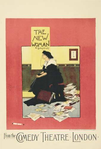 THE NEW WOMAN. 1894.