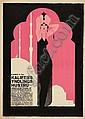 POSTER: SVEN BRASCH (1886-1970). KALIFENS YND, Sven (1886) Brasch, Click for value