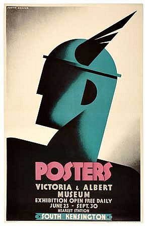 POSTER: AUSTIN COOPER (1890-1964). POSTERS /