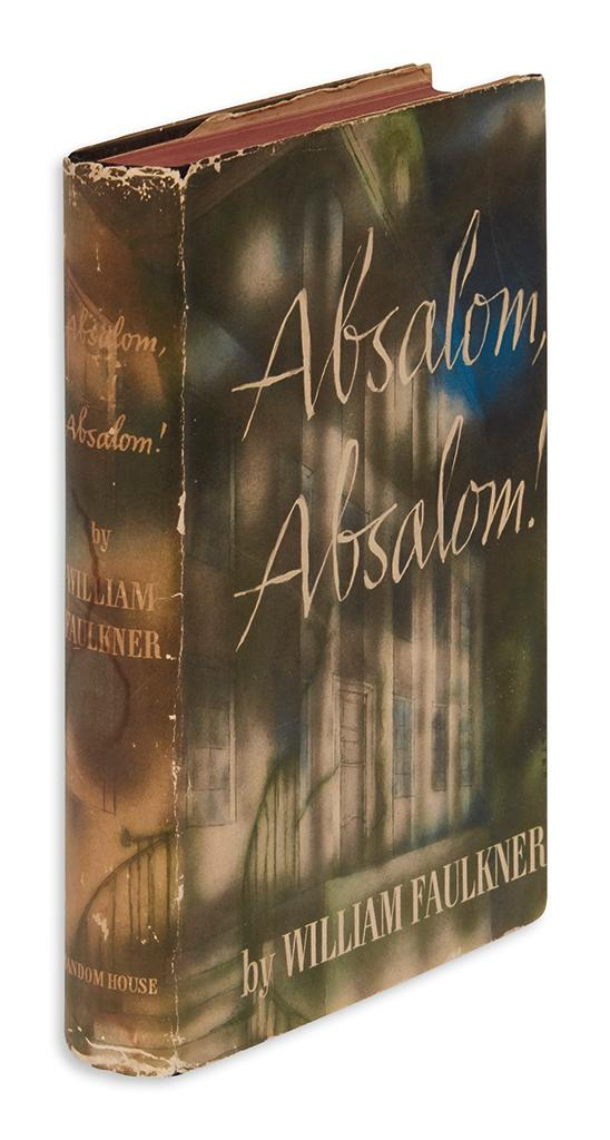 an analysis of writing style in absalom by william faulkner Critics have quibbled over william faulkner's absalom, absalom since its publication in 1936 known for a richly complicated style that involves multiple narrators, sprawling sentences, numerous neologisms, and a compulsive use of punctuation, the novel has confounded scholars.