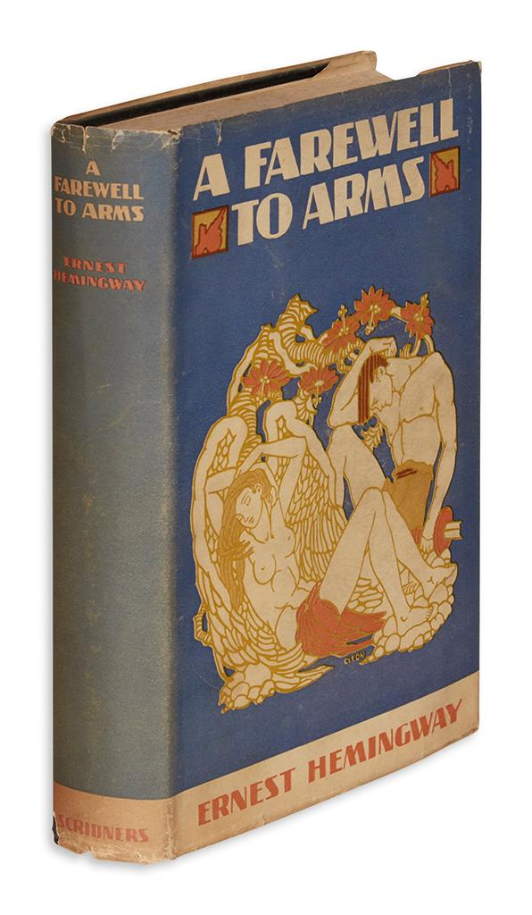 """ernest hemingnway a farewell to arms """"a farewell to arms"""" is a novel written by ernest hemingway (1899-1961) and published in 1929 it is considered one of hemingway's """"big four"""" works, along."""