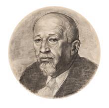 CHARLES WHITE (1918 -1979) Dr. W. E. B. DuBois.
