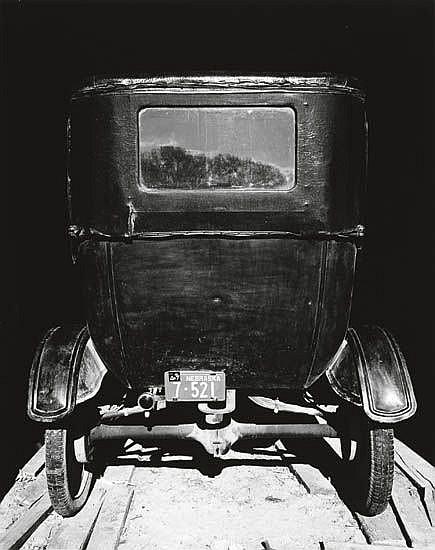 MORRIS, WRIGHT (1910-1998) Portfolio entitled Wright Morris, with 12 (of 12) poignant photographs.