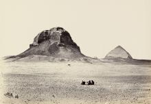 FRANCIS FRITH. Lower Egypt and Thebes.