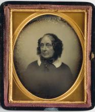 (AMERICAN PORTRAITS) Group of 41 sixth-plate daguerreotype portraits, including one attributed to Southworth & Hawes.