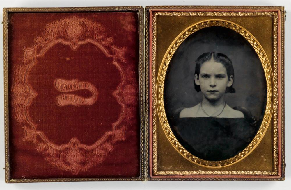 (CREDITED PHOTOGRAPHERS) Group of 12 daguerreotypes by identified photographers.