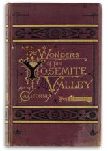SAMUEL KNEELAND. The Wonders of the Yosemite Valley and of California.