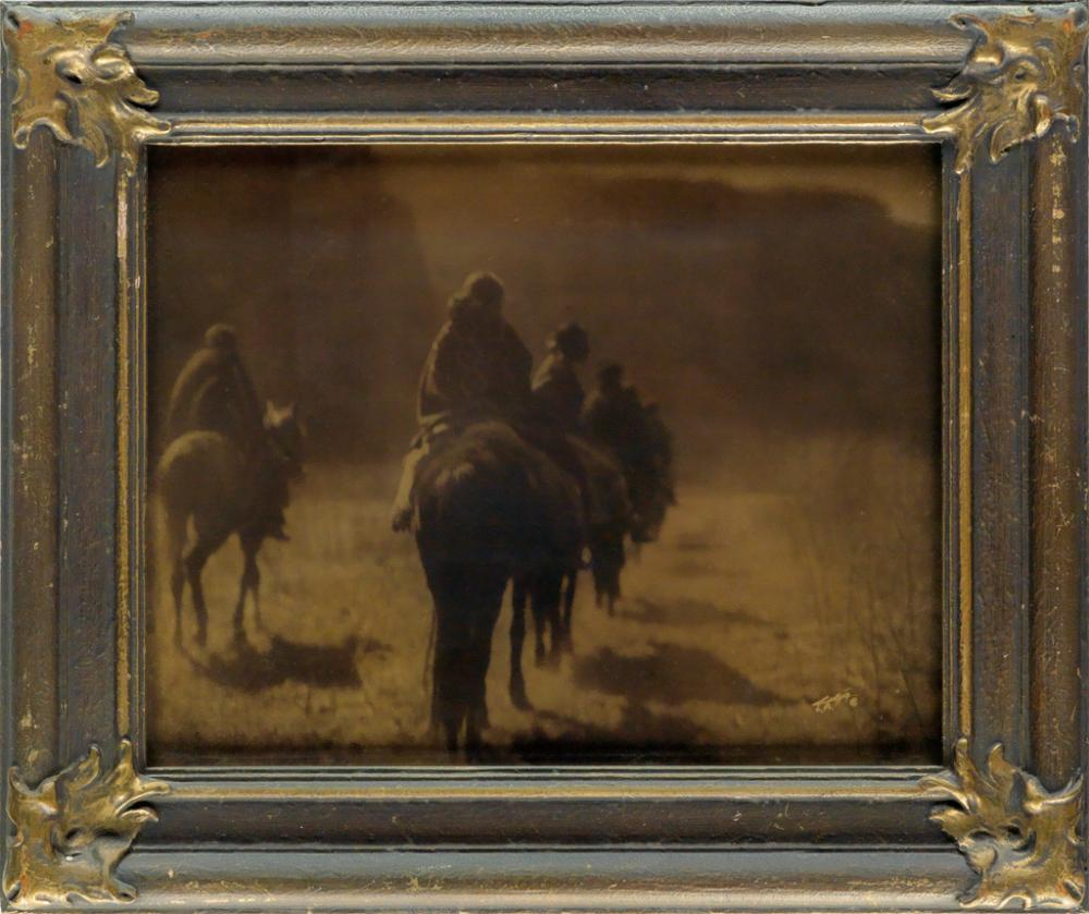 EDWARD S. CURTIS (1868-1952) The Vanishing Race.