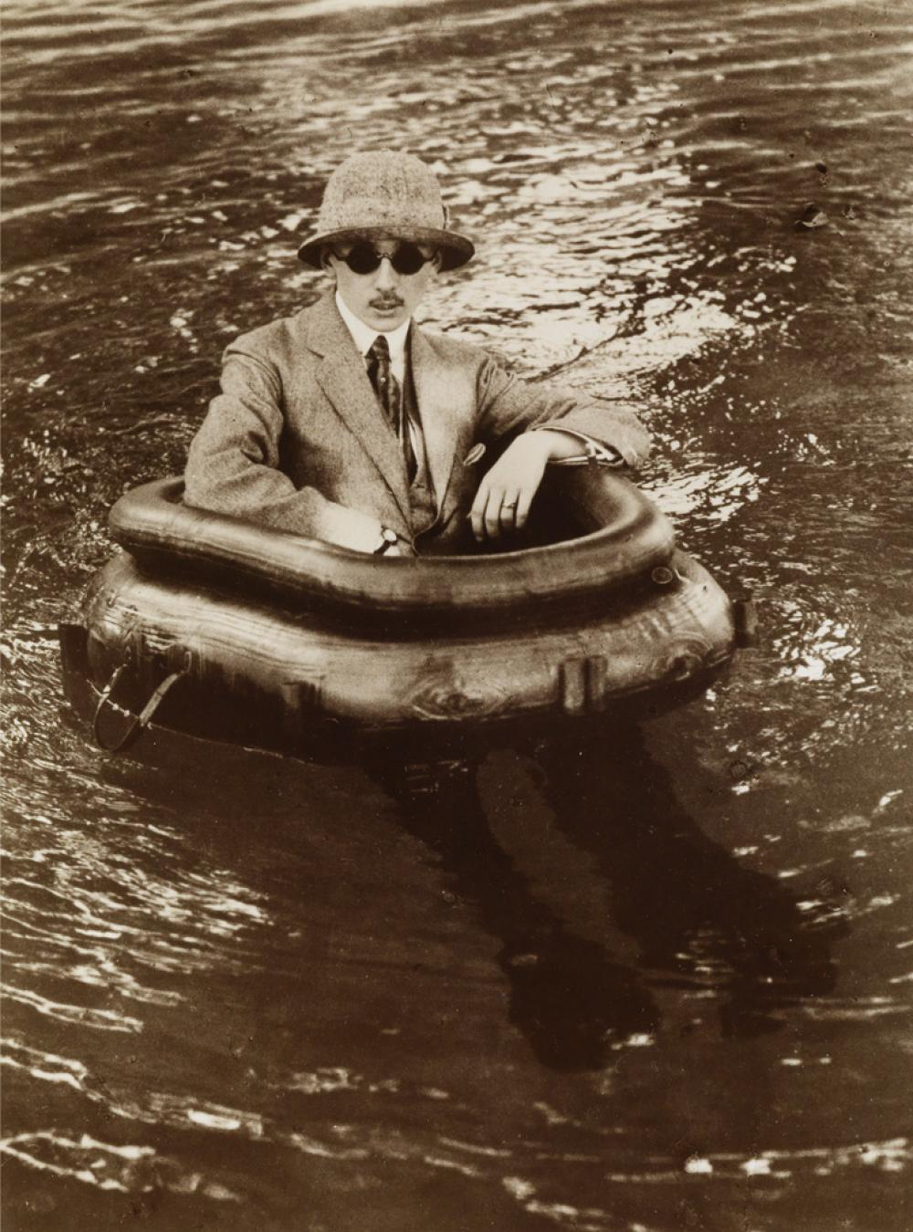 JACQUES-HENRI LARTIGUE (1894-1986) A Portfolio of Photographs.