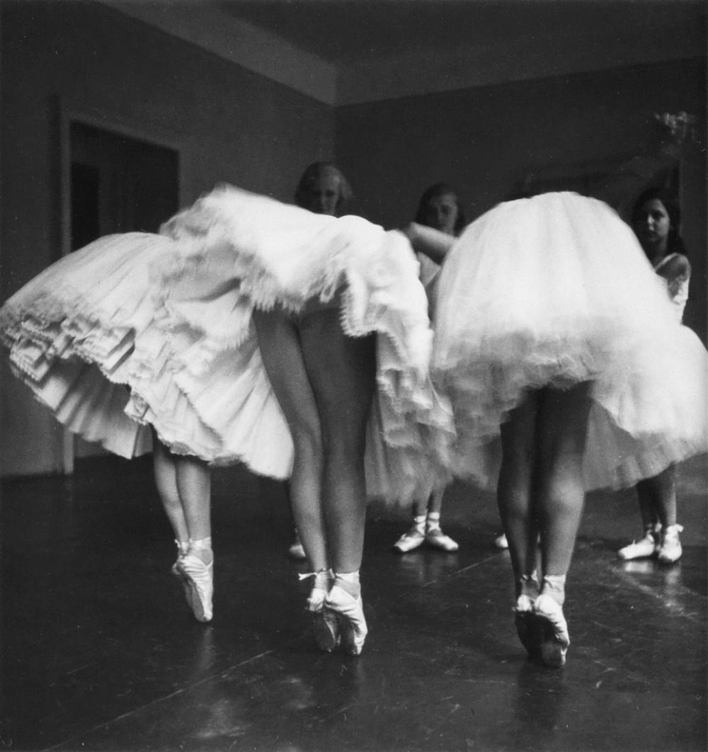 TRUDE FLEISCHMANN (1895-1990) Birkmeyer Ballet.