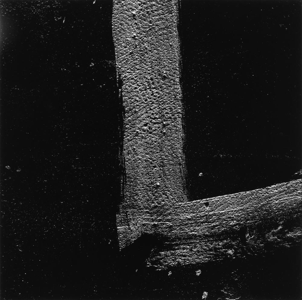 AARON SISKIND (1903-1991) Rome 2 (Homage to F.K.).