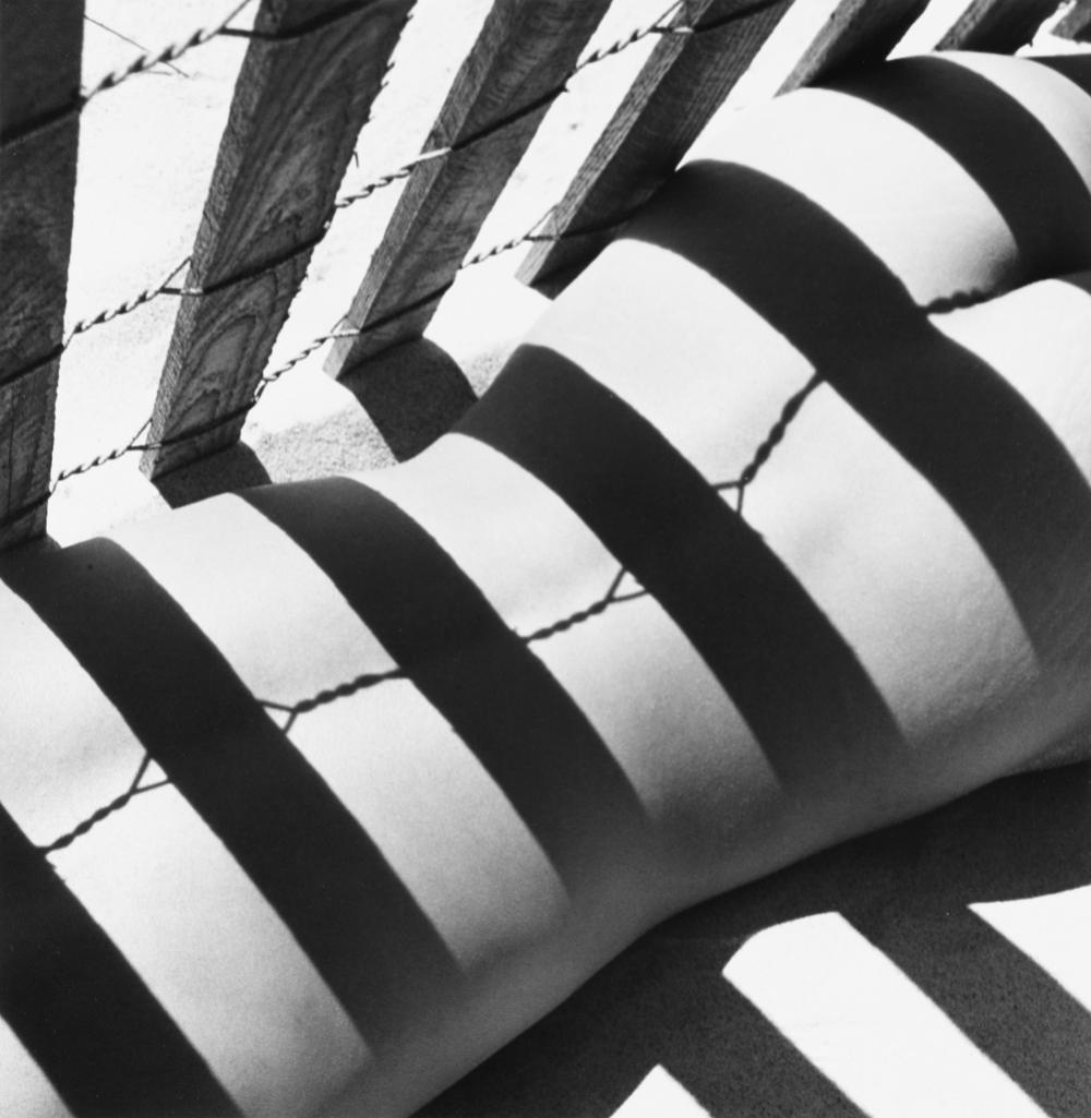 FERNAND FONSSAGRIVES (1910-2003) Sand Fence.